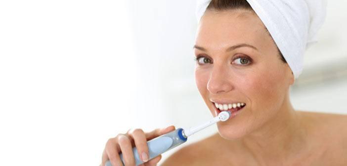 Eltandbørste test Top 5 bedste elektriske tandbørster