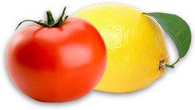 citron-tomat-ansigtsmaske